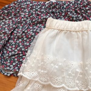 Girls Skirt Bundle